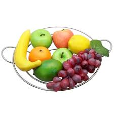 decorative bunch artificial grapes fruit green wine red kitchen