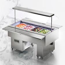 Salad Buffet Restaurants by Refrigerated Buffet All Architecture And Design Manufacturers