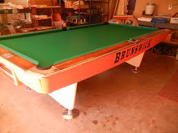 brunswick pool table assembly used pool tables in rockwall ultimate billiard service