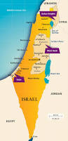 Middle East Map Israel by Maps Israel Today Aipac Org