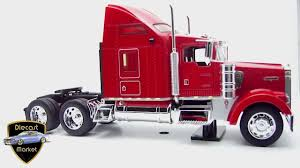 kenworth shop kenworth 1 32 tir model market youtube