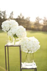 hydrangea wedding white hydrangea wedding decor elizabeth designs the