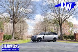 matte range rover 2017 range rover matte grey 2017 u2014 dreamworks motorsports