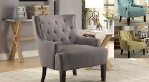 Tufted Accent Chair Modern Tufted Accent Chair Alexander Kat Furniture U0026 Hardwood