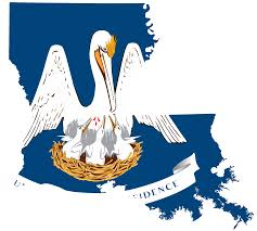State Of Louisiana Map by File Flag Map Of Louisiana Accurate Png Wikimedia Commons