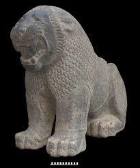 statue lions lion reveals sophisticated ancient culture