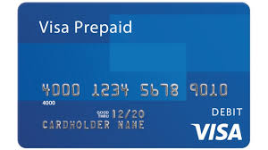 prepaid credit card prepaid cards visa