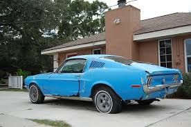 ford mustang 68 fastback for sale rusting mustangs 1968 mustang fastback for sale01