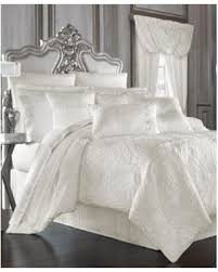 New York Bed Set Don T Miss This Bargain J New York Bianco 4 Pc