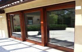 wooden glass sliding doors gorgeous large patio sliding doors large sliding glass doors with