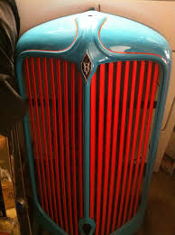 chrysler grill history what make and year am i the h a m b