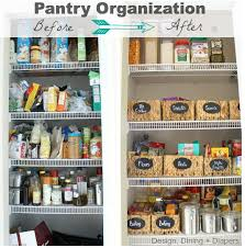 organizing a home pantry organization project pantry organisation larder and