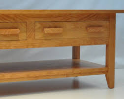 Cherry Coffee Table Cherry Coffee Table Etsy
