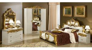 barocco bedroom set barocco bedroom set in ivory gold lacquer free shipping get