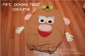 mr u0026 mrs potato head costumes inspiration made simple