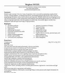 paralegal resume template fair real estate legal secretary resume