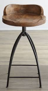 chic wooden bar chairs best 25 wooden bar stools ideas only on