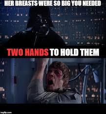 Star Wars Sex Meme - darth sex imgflip