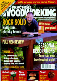 Practical Woodworking Magazine Uk by About