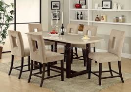 High Top Kitchen Table And Chairs Marble Dining Room Table Provisionsdining Com