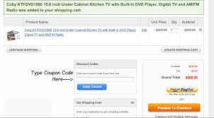 Under The Cabinet Tv Dvd Combo by Under Cabinet Kitchen Tv Buyers Guide Quality Mobile Video Blog