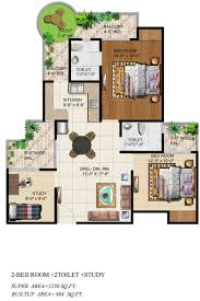 ajnara grand heritage floor plan