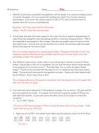 quiz 4 1 answers opinion poll sampling statistics