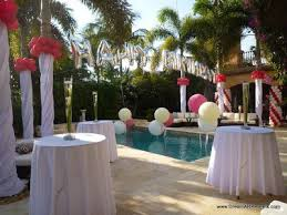 Backyard Parties Best 25 Backyard Pool Parties Ideas On Pinterest Pool Ideas