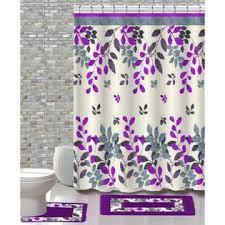 Purple Shower Curtain Sets - 16 best bathroom images on pinterest vanities vanity stool and