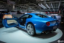 Ferrari F12 Blue - ferrari f12 berlinetta lusso by touring superleggera 2015