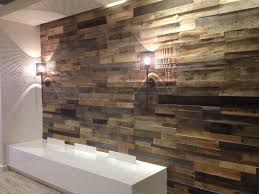 reclaimed wood paneling the recycled wall best house design