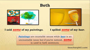 what are quantifiers and how to use them youtube