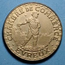 chambre du commerce evreux monnaies de necessite francaises evreux 27 chambre de commerce 2