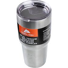 best travel coffee mug 30 oz stainless steel double insulated