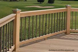 Decking Banister Deck Railing Ideas To Complete Your Deck Stanleydaily Com