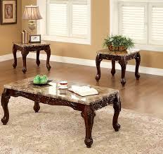 brown coffee table set astoria grand albertus 3 piece coffee table set reviews wayfair