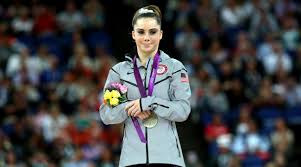 Blind Pole Vaulter Michael Stone Mckayla Maroney Retires From Elite Gymnastics Si Com