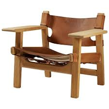 Armchair In Spanish Armchair U201cspanish Chair U201d Designed By Börge Mogensen Denmark
