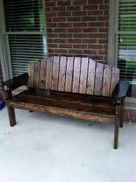 gorgeous front patio bench ideas backyard things awesome porch