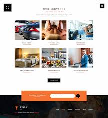 tinos premium booking hotel psd template by websroad themeforest