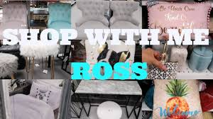 shop with me ross august 2017 home decor youtube