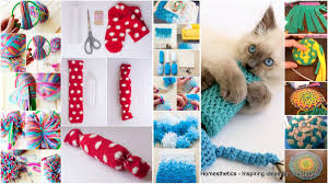 47 brilliant easy diy cat toys for your friend