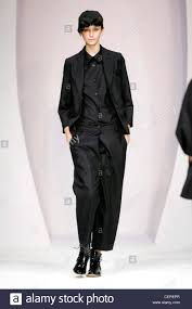 betty jackson betty jackson london ready to wear autumn winter model wearing