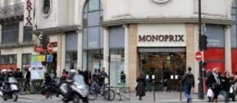 groupe monoprix siege social bataille de chiffres autour du monopole parisien de casino