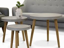 coffee tables breathtaking valencia coffee tables concrete table