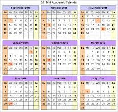 academic calendar templates hitecauto us