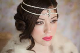 wedding headdress wedding updo with tendrils bridal headdress