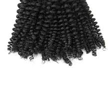 Mongolian Curly Hair Extensions by Amazon Com Ali Hair Natural Black Color Mongolian