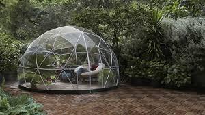 garden igloos comfortable outdoor living spaces puutarhat