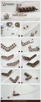 tutorial necklace making images 564 best nyakl ncok beaded necklaces beaded pendants tutorials jpg